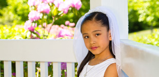 Kami's 1st Communion